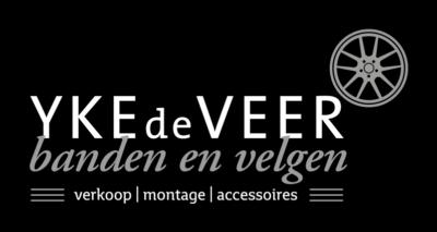 Yke de Veer Banden en Velgen - logo