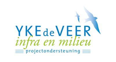 Yke de Veer Infra en Milieu - logo
